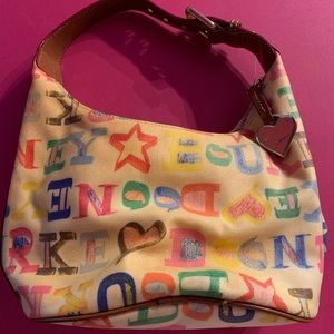 Dooney and Bourke Colorful Handbag